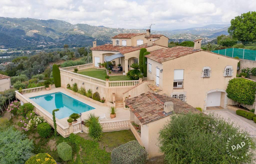 Vente Maison La Roquette-Sur-Siagne 253m² 1.498.000€