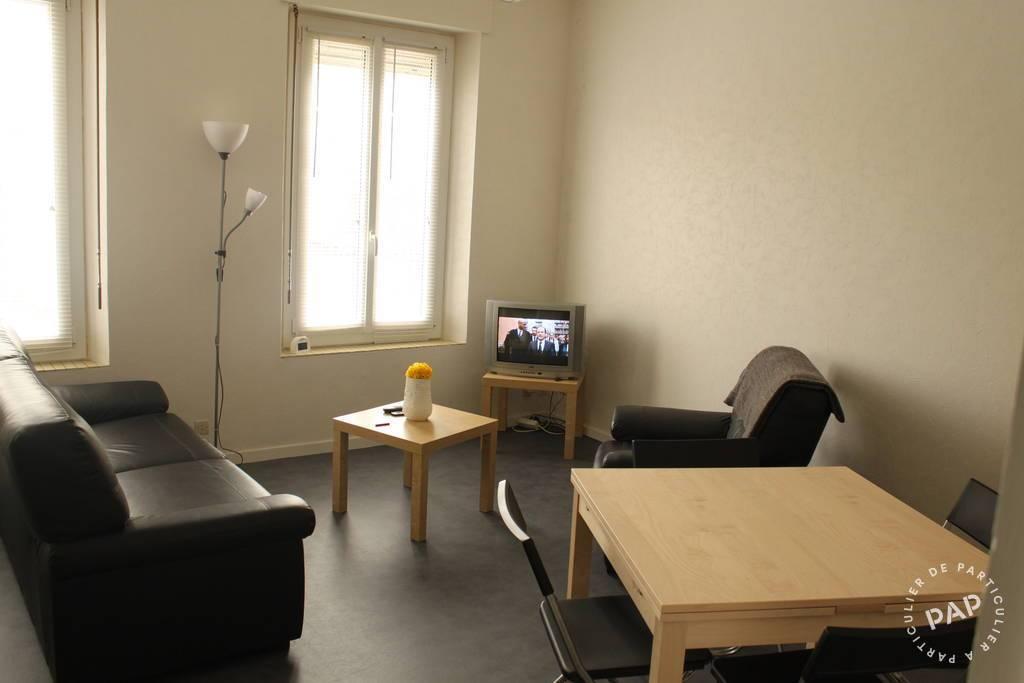 Vente Appartement Boulogne-Sur-Mer (62200) 43m² 70.000€