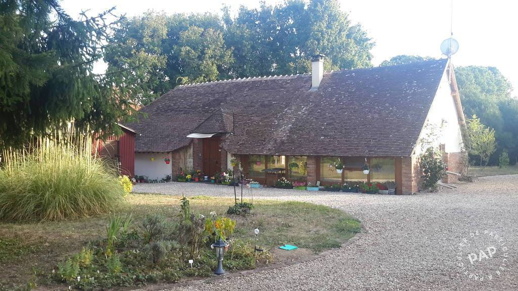 Vente Maison Précy-Sur-Vrin (89116) 130m² 195.000€