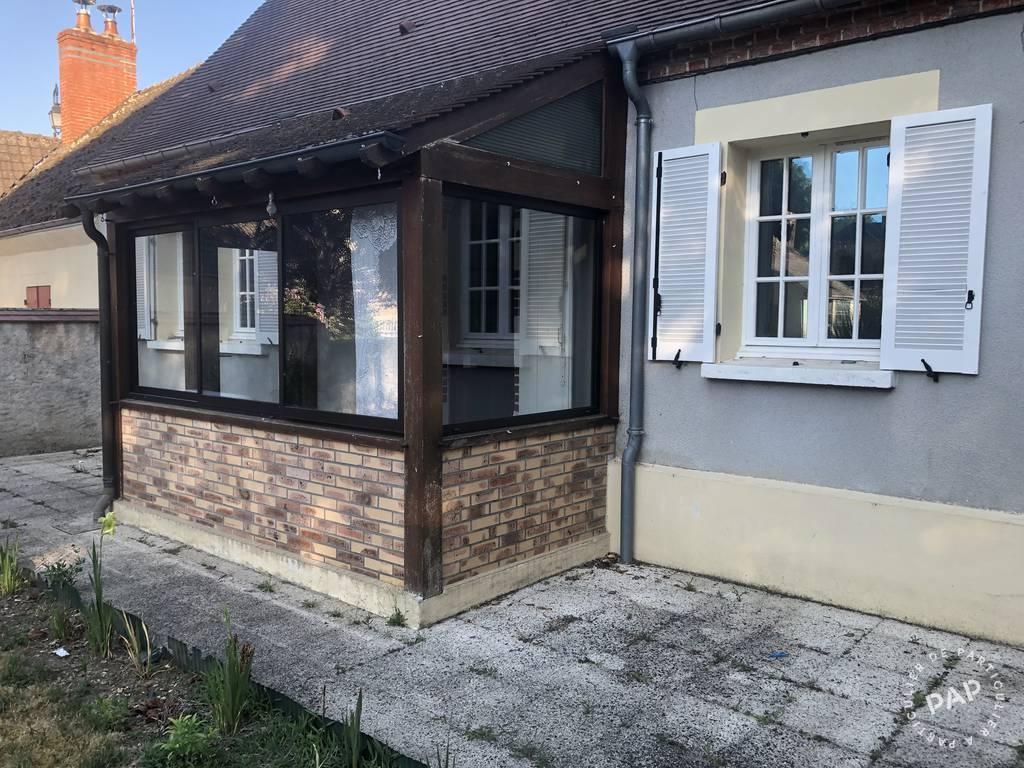 Vente Maison Nohant-En-Graçay (18310) 75m² 54.000€