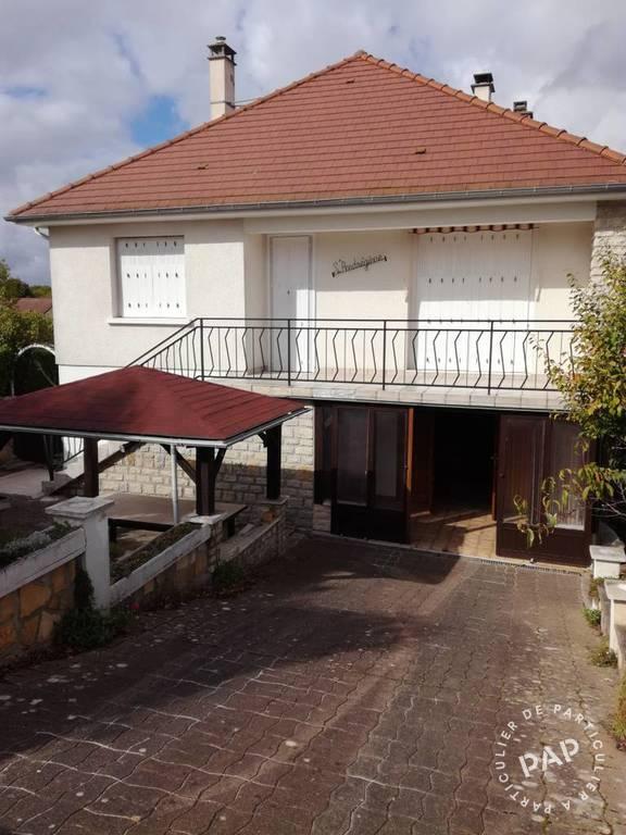 Vente maison 6 pièces Orval (18200)