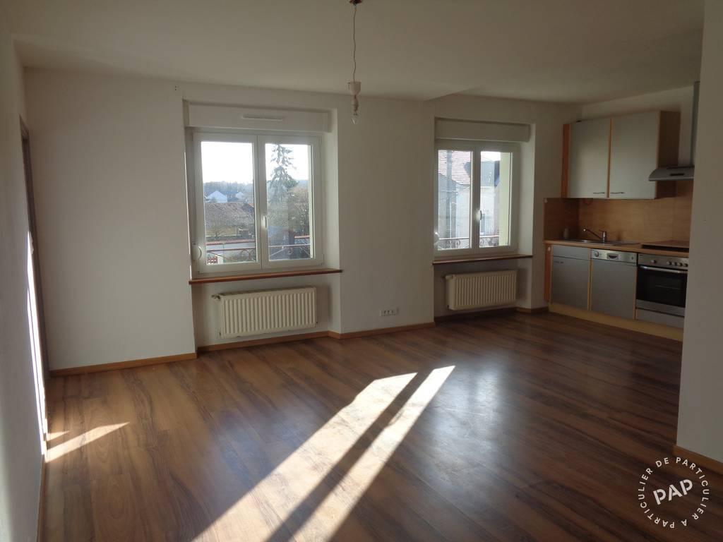 Vente appartement 3 pièces Chambley-Bussières (54890)