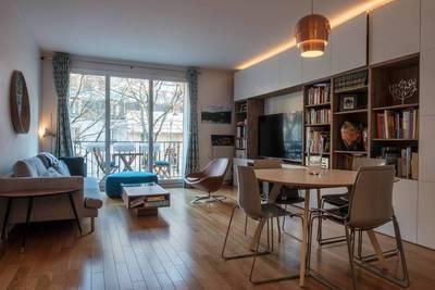 Vente appartement 3pièces 75m² Paris 16E (75016) - 839.000€