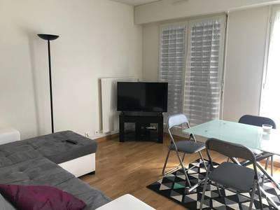 Location meublée appartement 2pièces 38m² Boulogne-Billancourt (92100) - 1.400€