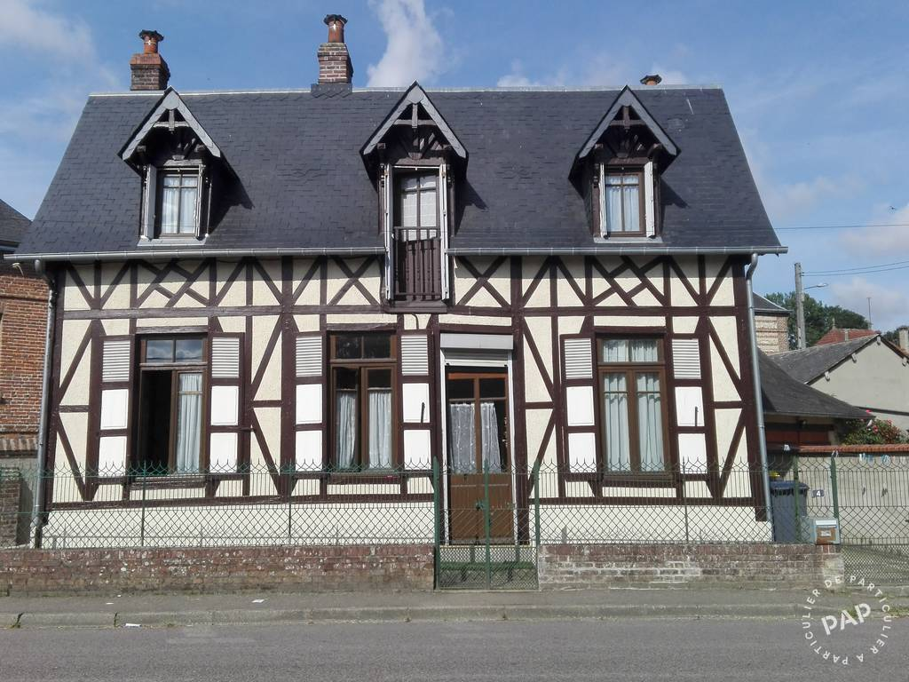 Vente Maison Auffay (76720) 65m² 125.000€