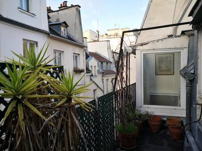 Vente appartement 2pièces 30m² Paris 3E - 438.300€