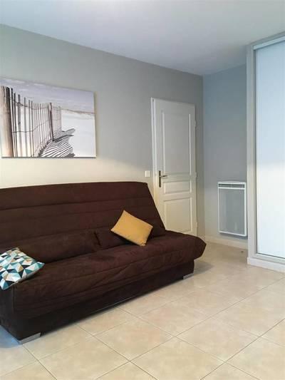 Location meublée studio 32m² Aix-En-Provence (13090) - 700€