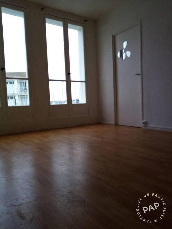 Vente Appartement Saint-Brieuc (22000) 42m² 39.500€