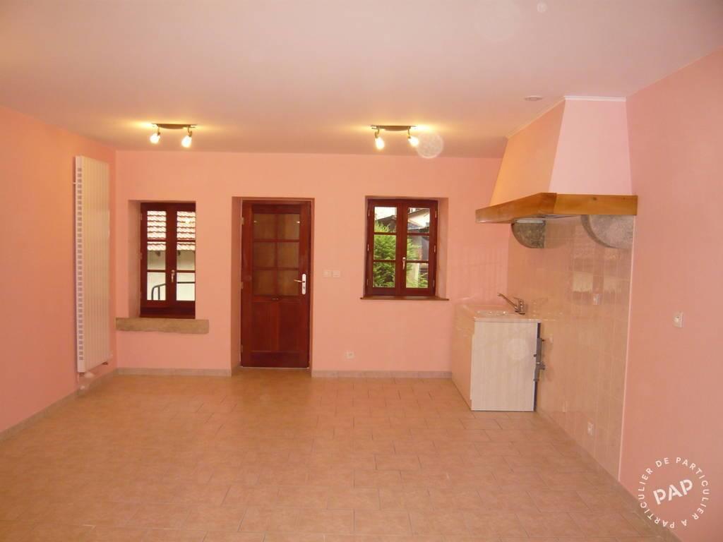 Vente maison 4 pièces Cerdon (01450)