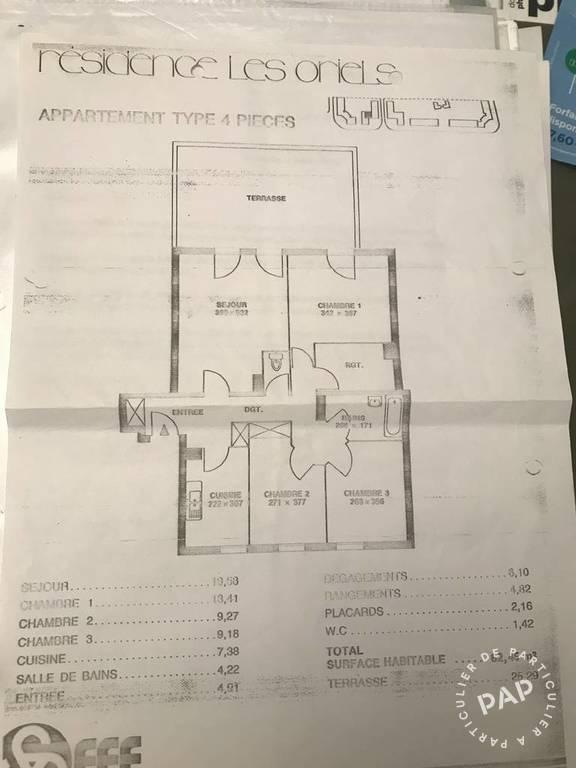 Vente appartement 5 pièces Montigny-le-Bretonneux (78180)