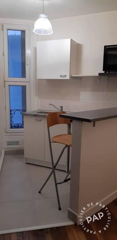 Location Appartement Paris 20E (75020) 22m² 832€