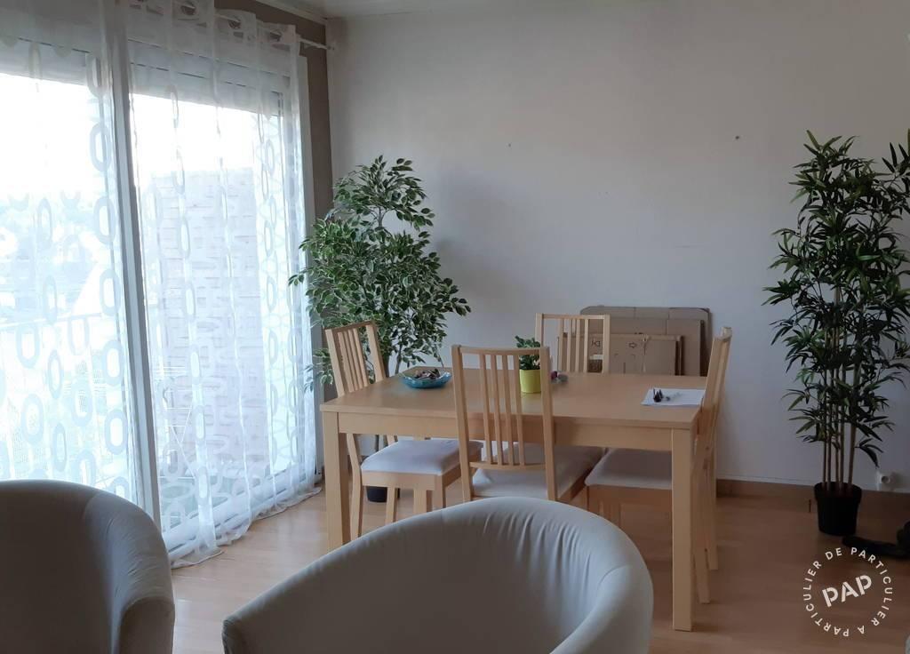 Vente Appartement Saint-Étienne-Du-Rouvray (76800) 65m² 80.000€
