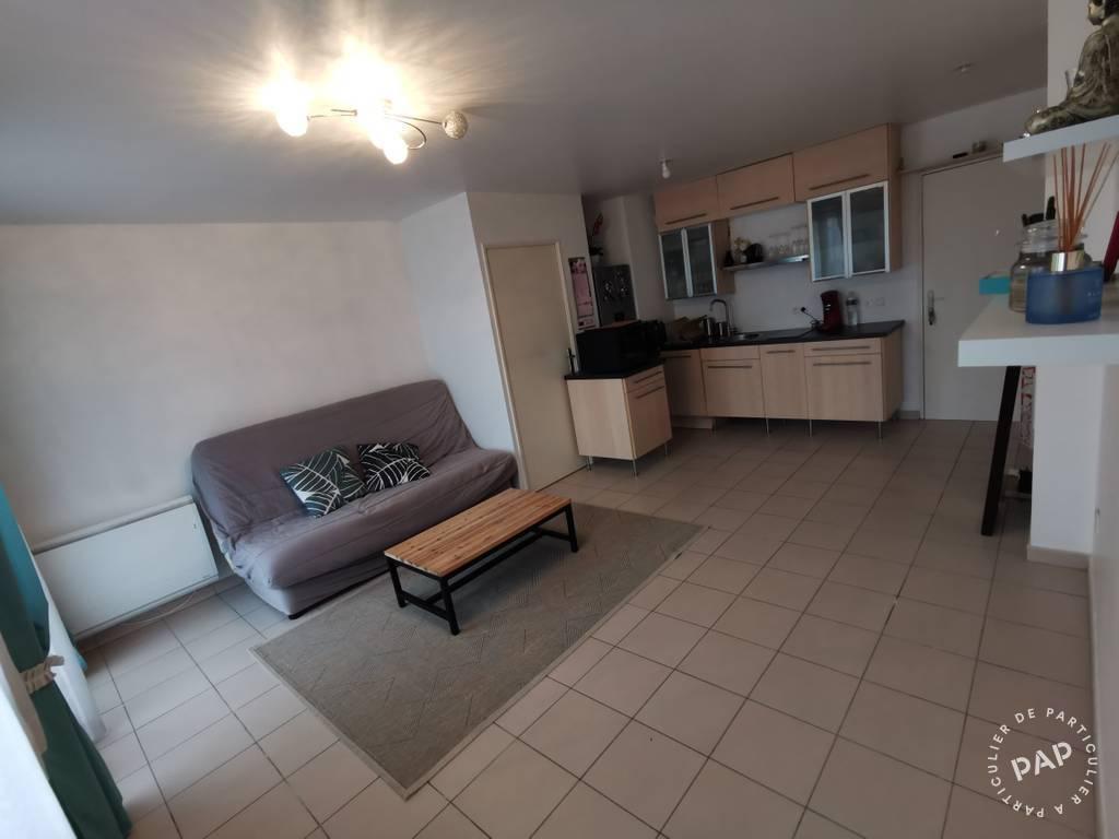 Vente appartement 2 pièces Nogent-sur-Oise (60180)