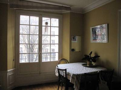 Location meublée appartement 3pièces 50m² Paris 20E (75020) - 1.300€
