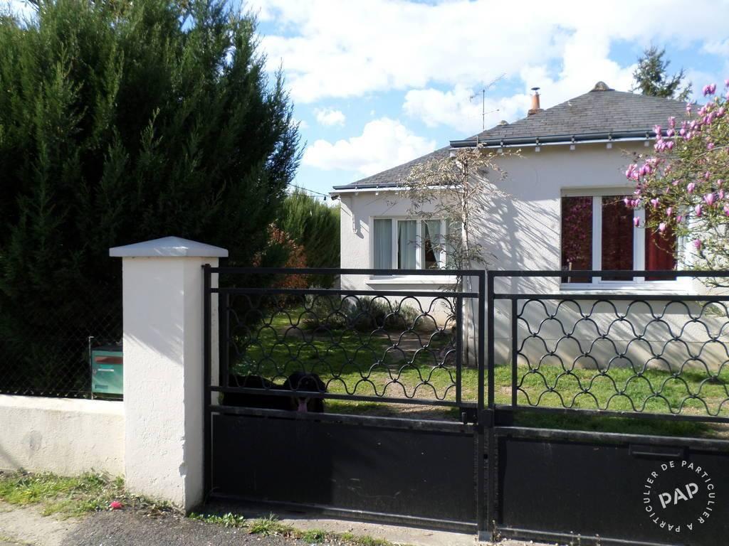 Vente Maison Nazelles-Négron (37530) 91m² 225.000€