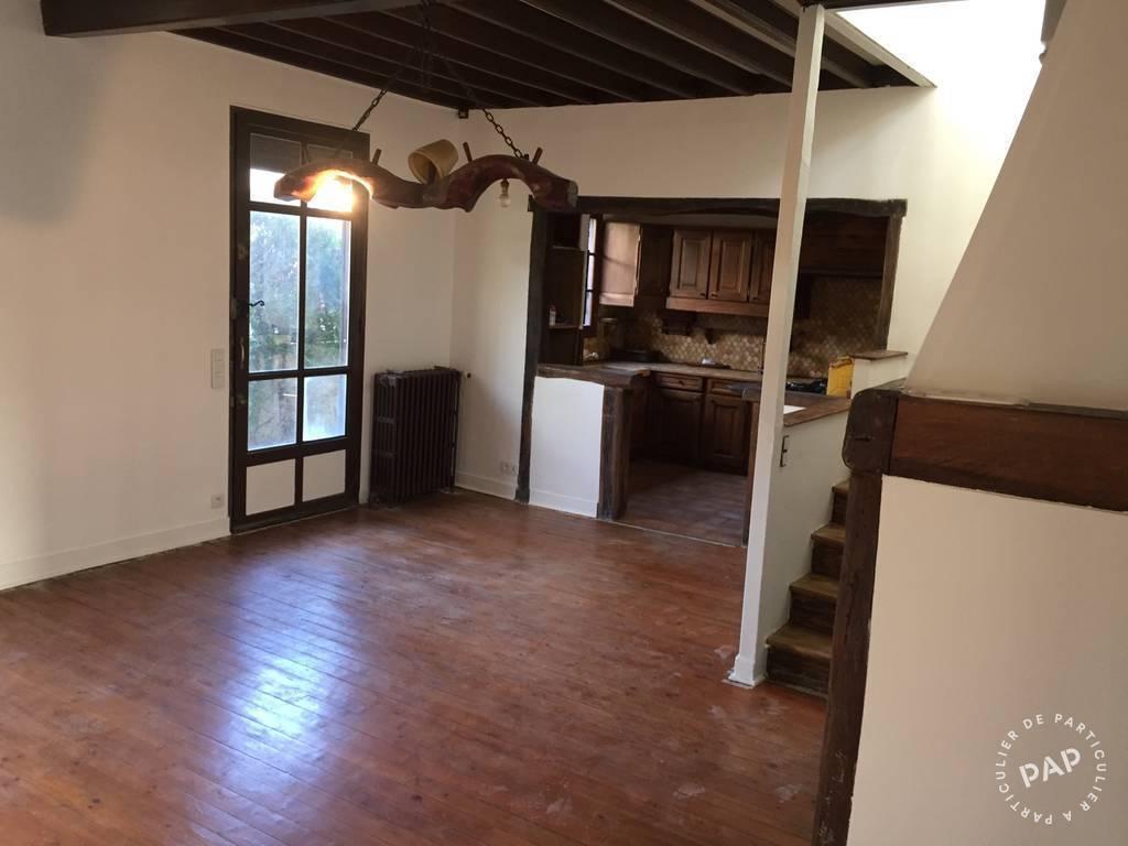 Vente Maison Mézy-Sur-Seine (78250)