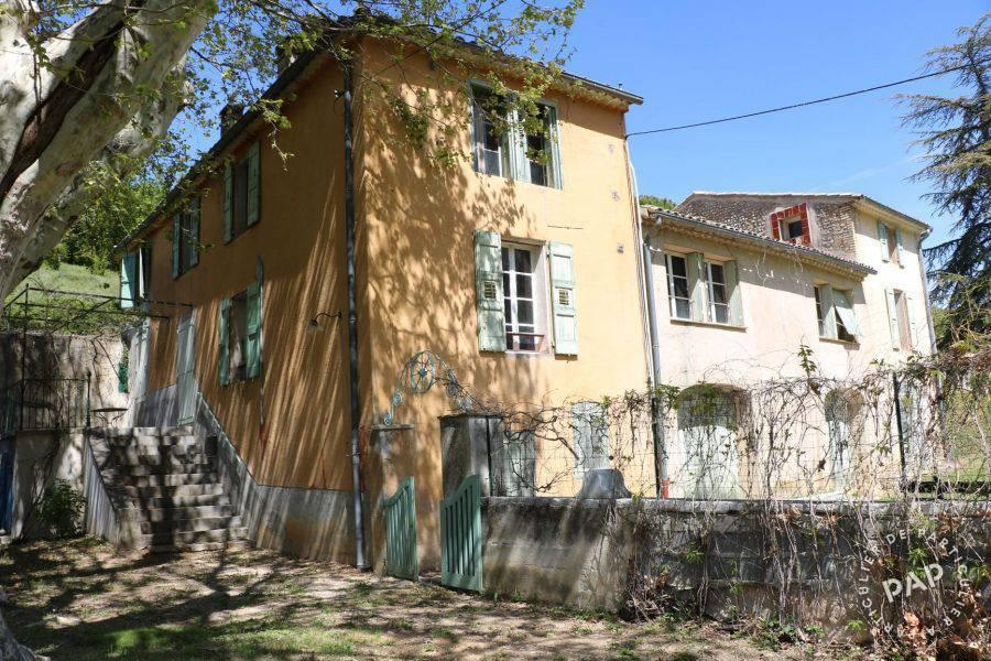 Vente immobilier  Puimoisson (04410)