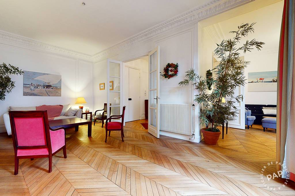 Vente immobilier 1.730.000 € Paris 17E (75017)