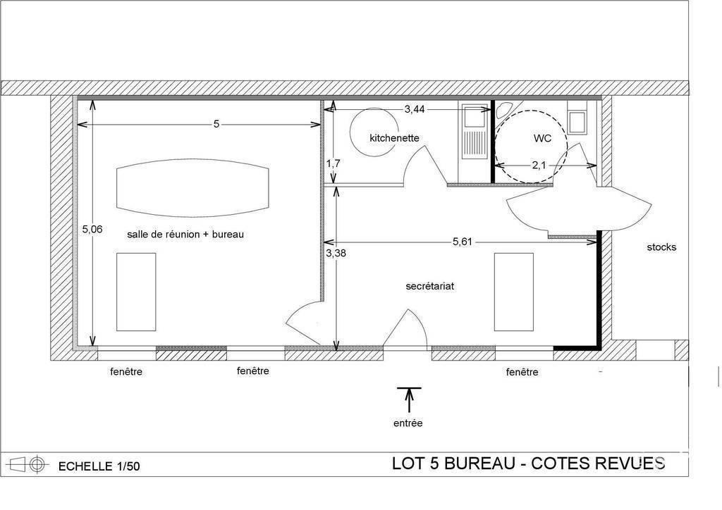 Vente et location immobilier 528€ Rive-De-Gier (42800)