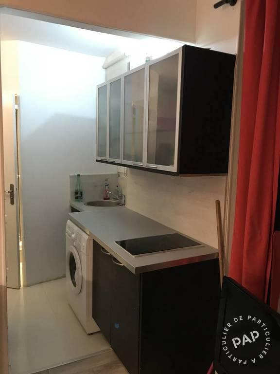 Appartement Paris 10E 850€
