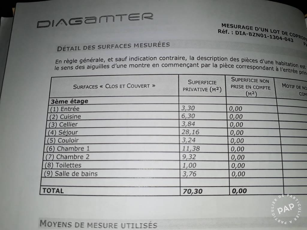 Appartement Mantes-La-Jolie (78200) 142.000€