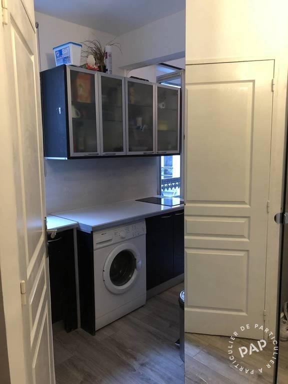 Appartement 850€ 28m² Paris 10E