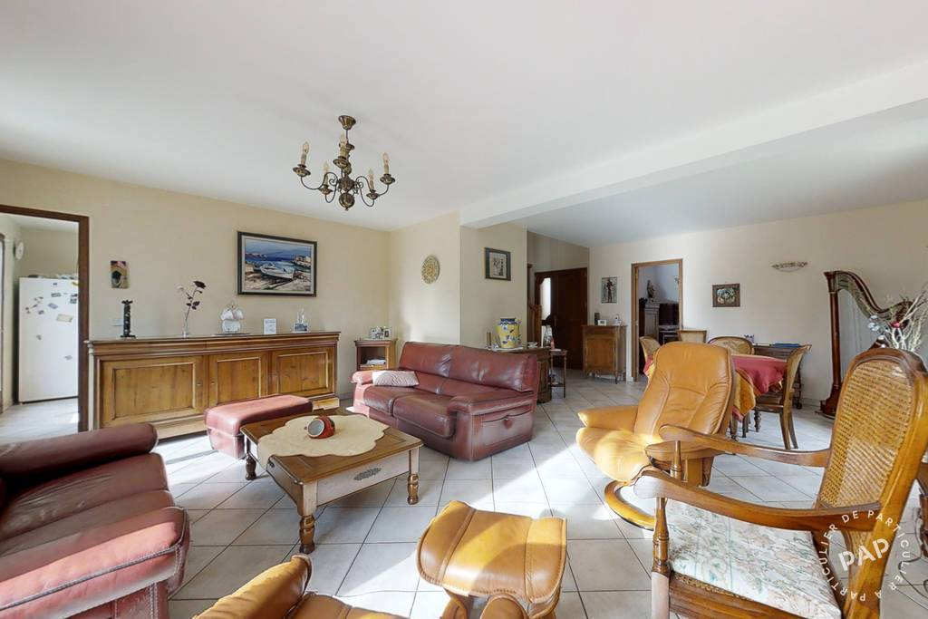 Maison 629.000€ 166m² Montlignon (95680)