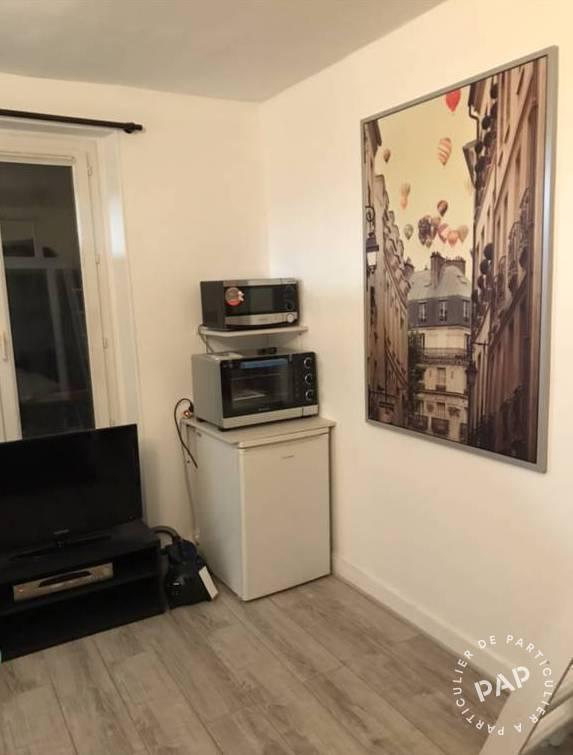 Immobilier Paris 10E 850€ 28m²