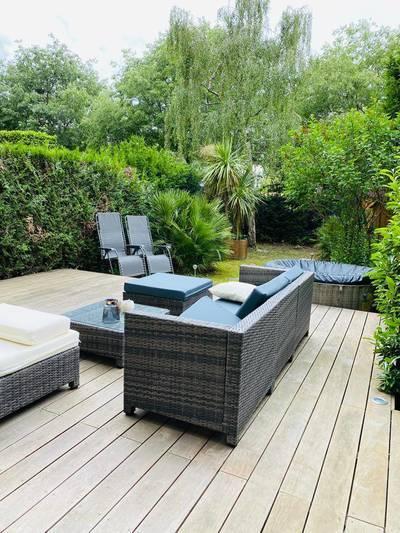 Location meublée appartement 2pièces 40m² Boulogne-Billancourt (92100) - 2.000€