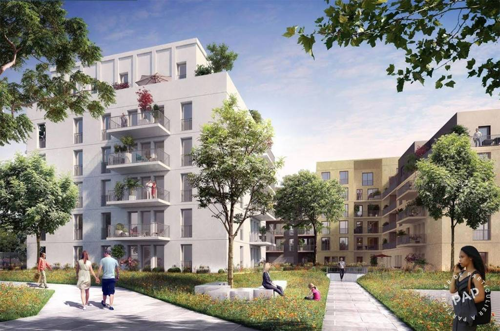 Vente Appartement Massy (91300) 74m² 365.000€