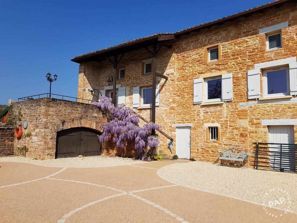 Vente Maison Hurigny (71870) 170m² 369.700€