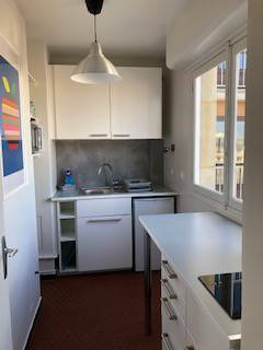 Location meublée studio 25m² Asnières-Sur-Seine (92600) - 890€