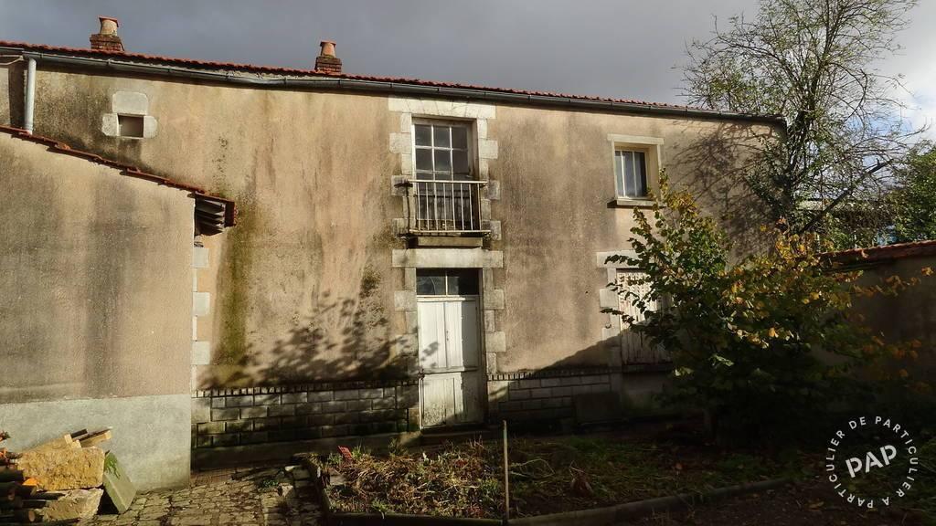 Vente maison 6 pièces Courcelles (45300)