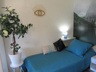 Location meublée studio 18m² Beauchamp - 600€