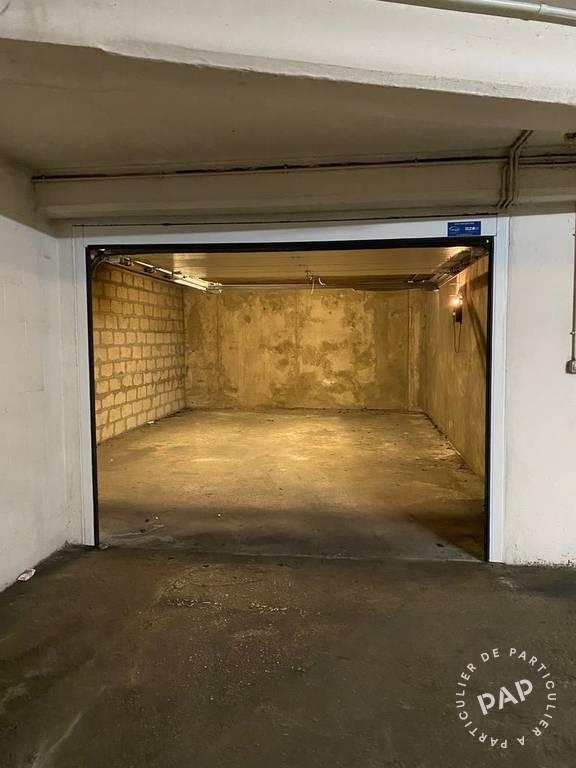 Location Garage, parking Paris 16E (75116)  400€