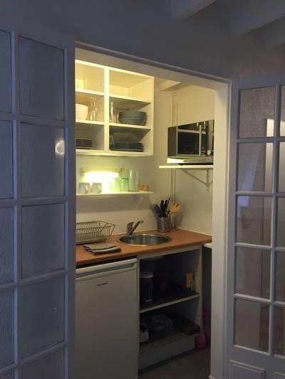 Location meublée appartement 2pièces 29m² Paris 12E (75012) - 920€