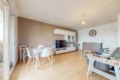 Vente appartement 4pièces 83m² Choisy-Le-Roi (94600) - 375.000€