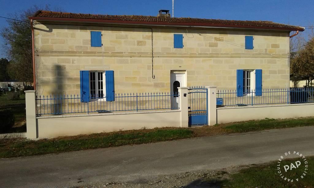 Vente maison 5 pièces Coutras (33230)
