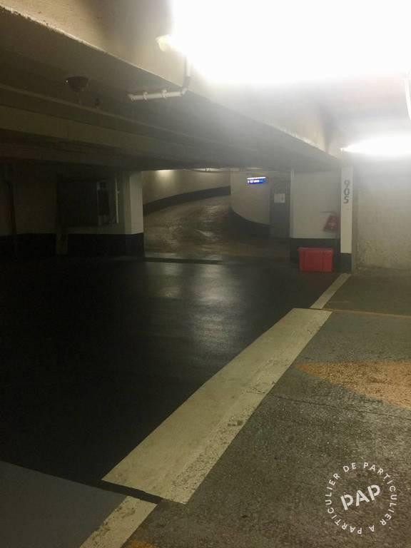Vente Garage, parking Paris 9E (75009)  25.000€