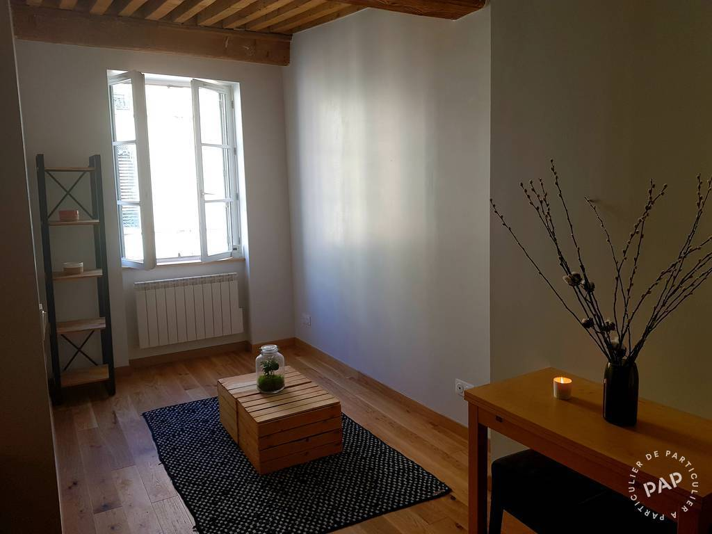 Location appartement studio Lyon 7e