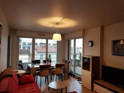 Location appartement 3pièces 60m² Courbevoie (92400) - 1.700€
