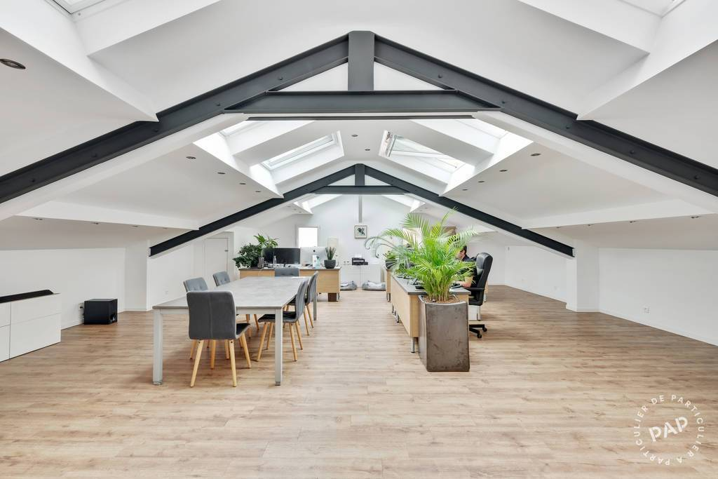Vente et location Bureaux, local professionnel Levallois-Perret (92300) 192m² 6.500€