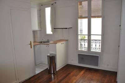 Location studio 18m² Paris 15E (75015) - 720€