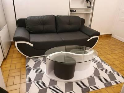 Location meublée studio 14m² Levallois-Perret (92300) - 780€