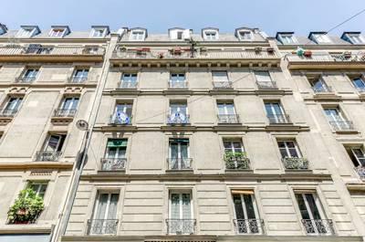Location studio 10m² Paris 18E (75018) - 600€