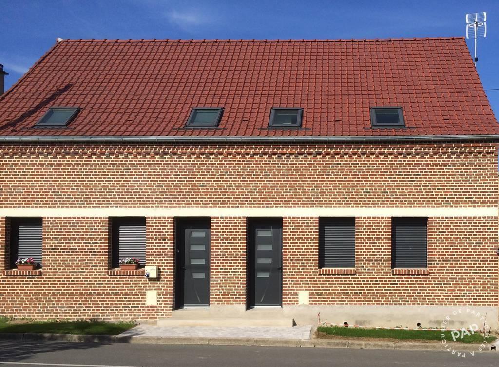 Location maison 5 pièces Querrieu (80115)