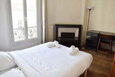 Location meublée appartement 3pièces 60m² Paris 14E (75014) - 2.050€