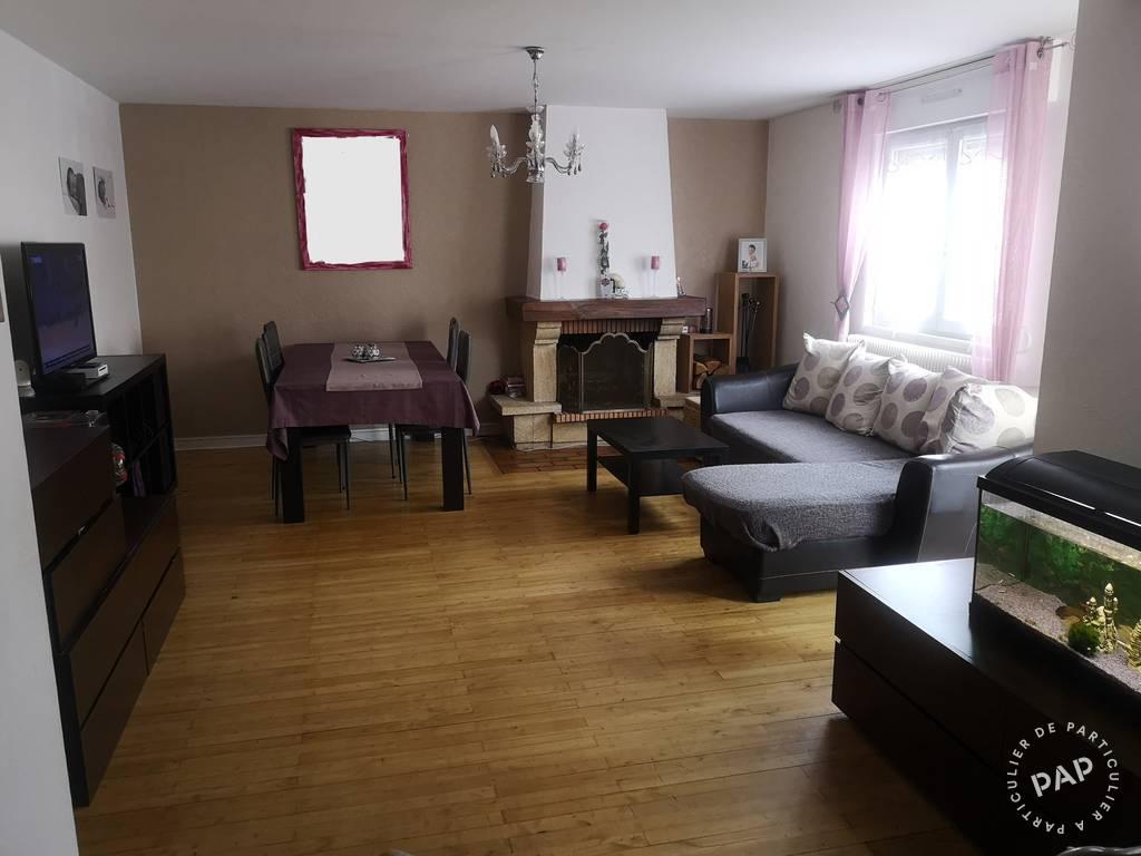 Vente Appartement Saint-Étienne (42000) 73m² 88.000€