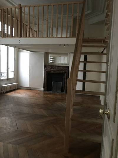 Vente studio 35 m² Paris 16E (75016) - 450.000 €