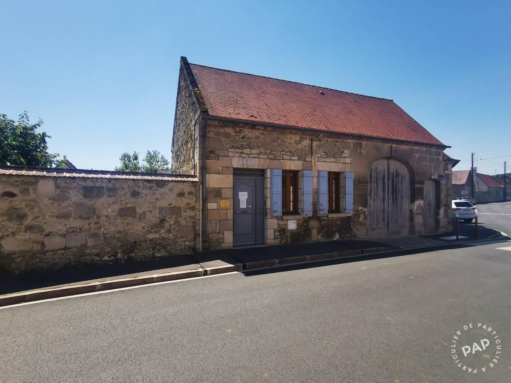 Vente et location Local d'activité Sacy-Le-Grand (60700) 65m² 850€